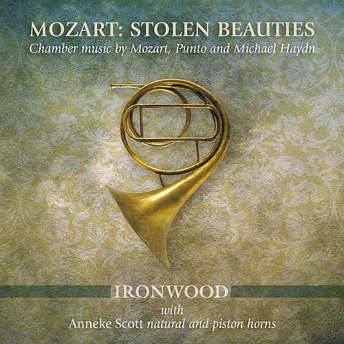 Anneke Scott, Mozart: Stolen Beauties